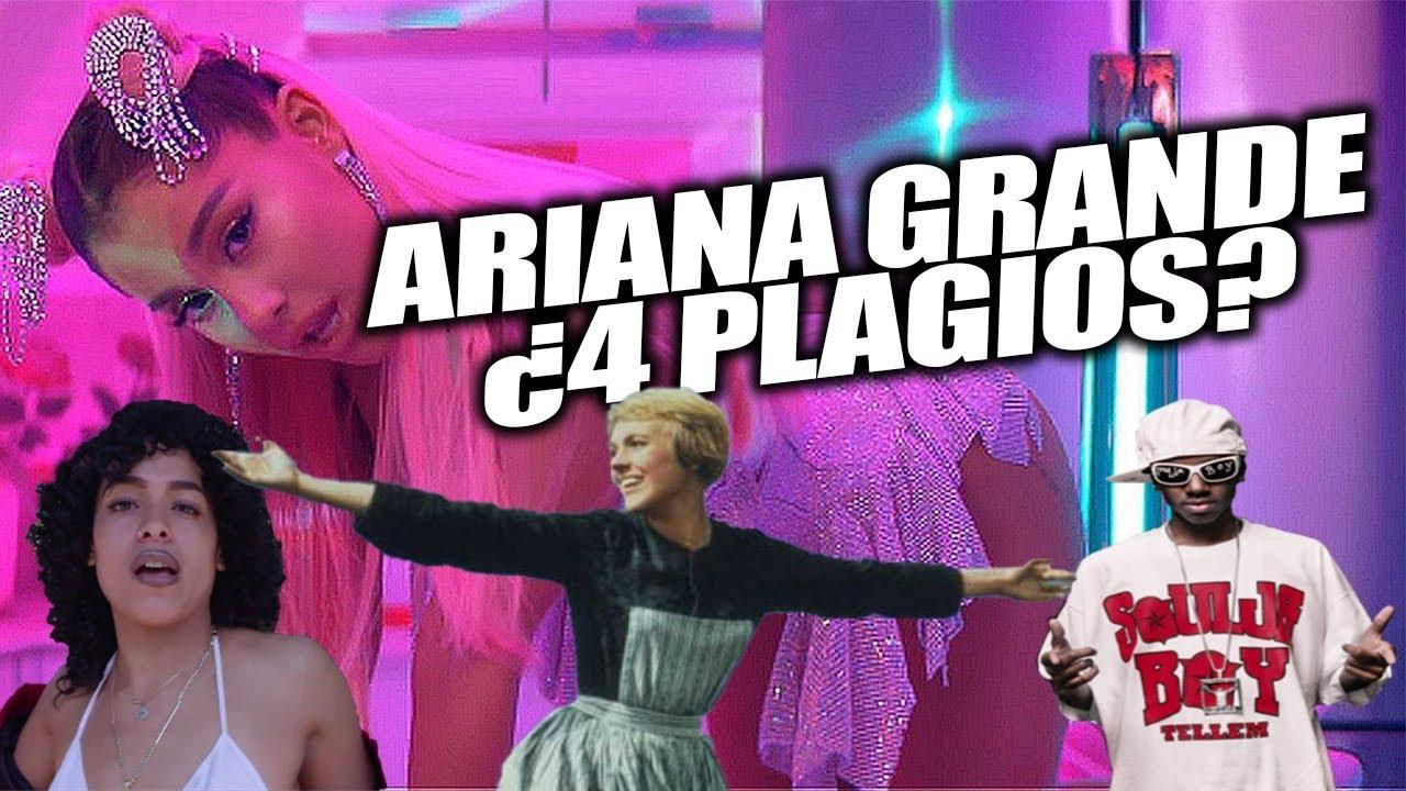 Download 😱7 RINGS ¿ES PLAGIO?😱 | DESTAPANDO a Ariana Grande | sitofonkTV