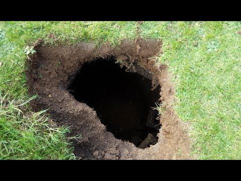 Ради этого стоило копать эту яму