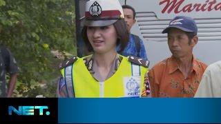 Bripda Yovita R - Mobil dan Bus Mogok Di Jalan Tol | NET 86 | NetMediatama