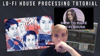 How To Make Anything Sound Like Lo-Fi House