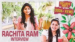 EXCLUSIVE : Anchor Anushree Interviews 'Dimple Queen' Rachita Ram   Anushree Anchor   Part 2