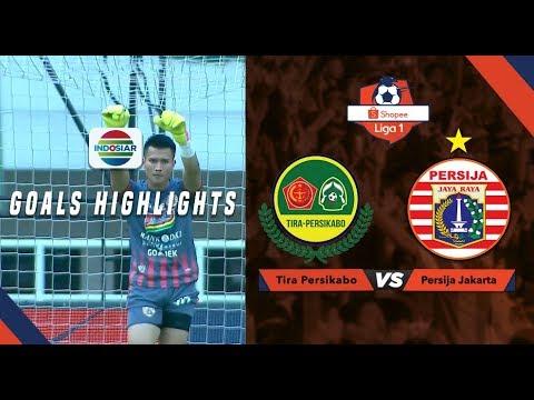 Tira Persikabo (5) vs Persija Jakarta (3) - Goal Highlights | Shopee Liga 1