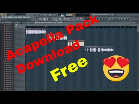 Studio Version Acapella Pack | Free Download | AS BEATZ