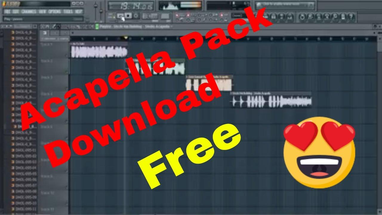 Acapellas free download