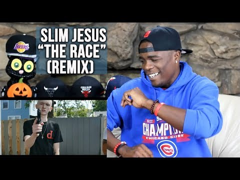 "Slim Jesus - ""The Race"" (Remix) 