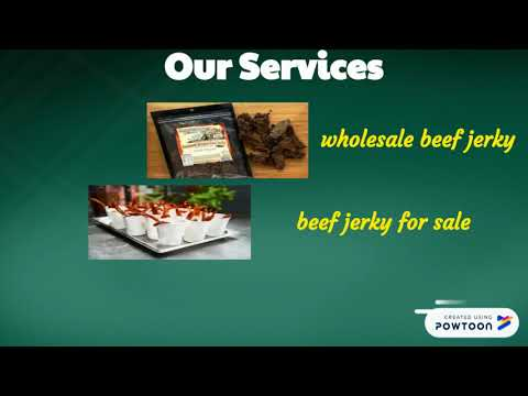 Looking to Buy Beef Jerky at Wholesale