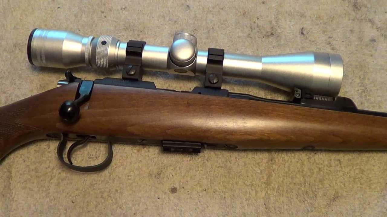 CZ 452-2E ZKM Bolt Action Rifle 22LR
