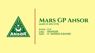 MARS GP ANSOR   VIDEO & LYRICS