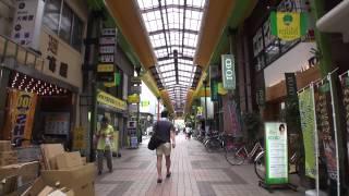 大森銀座商店街 東京都大田区