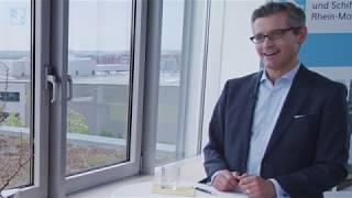 """Dwsv Interview Zum Thema """"bedeutung Der Wasserstraße"""""""