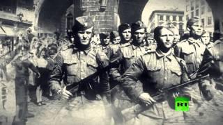 المعارك الرئيسية في عام 1945 خلال الحرب الوطنية العظمى