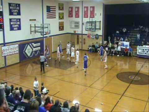 Lake City Basketball 2009-10 at Goodhue Highlights