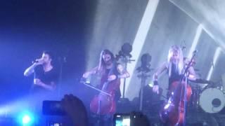 Apocalyptica live in Kiev 1.12.2015 Hope