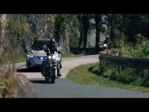 Amazing Nissan LEAF 2017 The Personal Car Like  A Robot