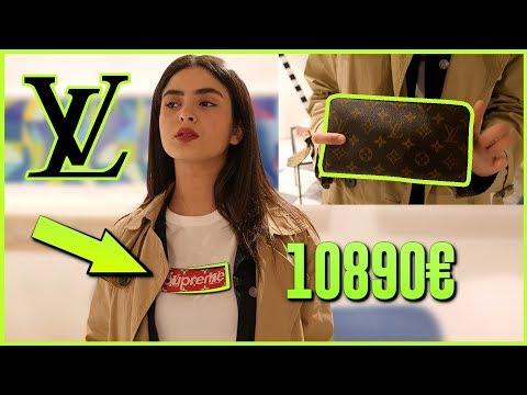 QUANTO COSTA IL TUO OUTFIT? LOUIS VUITTON per 10890€