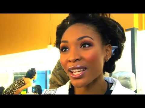 Exclusive: Backstage with Tidimalo