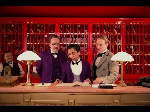The Grand Budapest Hotel : Bande annonce [Officielle] VF HD streaming vf