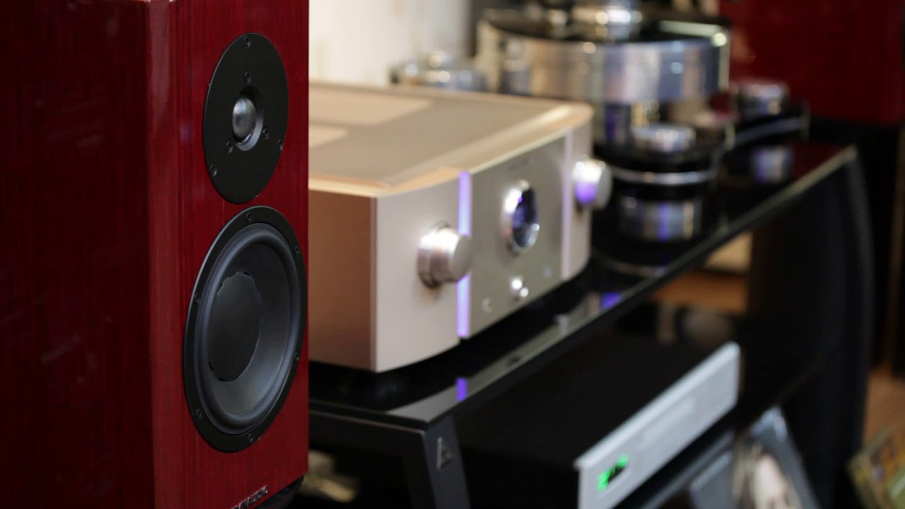 MARANTZ PM-10+Dynaudio Special Forty Test Song / C'mon Down by Spencer  Bohren