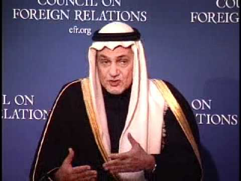 A Conversation with Prince Turki al-Faisal