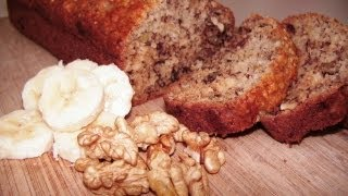 "Banana Bread   ""the Old Fashion Way""   (easy)(fast)"