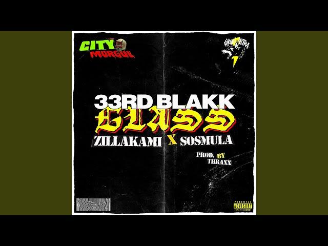 33rd Blakk Glass