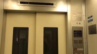 日本エレベーター製造エレベーター 県営平戸団地