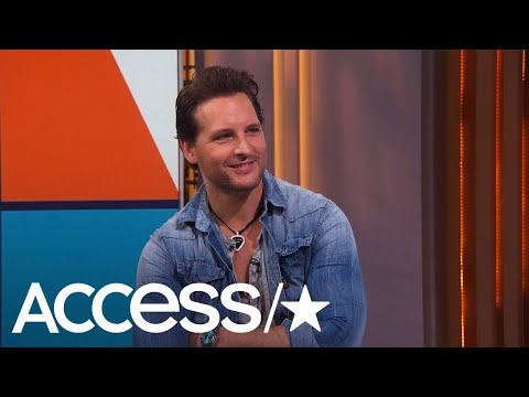 Peter Facinelli Takes On 'S.W.A.T.' & Talks CoParenting With Jennie Garth  Access