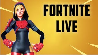 Fortnite Live Playing with Subs, Squads / Creative, New Moxie Skin Gameplay, Summer Slurp challenges