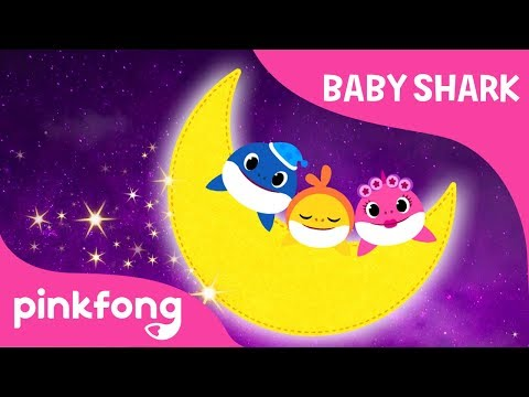 Good Night Ba Shark  Ba Shark  Pinkfong Songs for Children