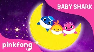 Good Night Baby Shark | Baby Shark | Pinkfong Songs for Children