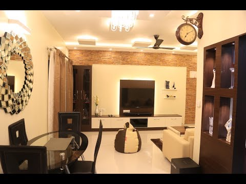 Amit Singh's Beautiful Home interiors | Interior Design | Republic of White field | Bangalore