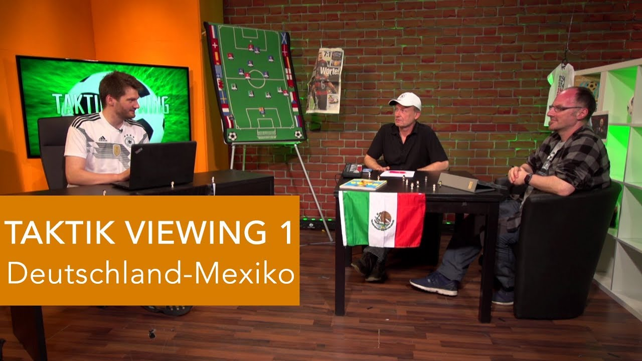 Deutschland Mexiko Tv