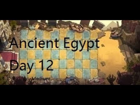 Ancient Egypt Day 12