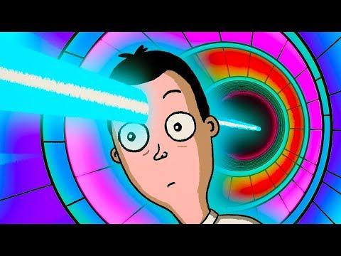 頭を粒子加速器に突っ込むとどうなる?