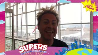 Stevie plays Super Strong in Hi-5 Supers this December!