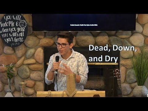 Dead, Down, and Dry - Tim Banna