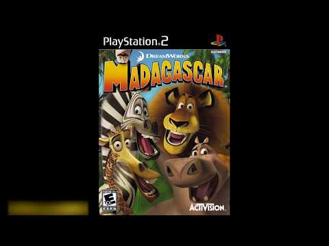 Madagascar The Game Soundtrack (HQ) - Marty