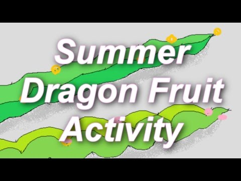 Summer Activity Update 7/2015
