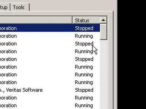 Make Windows XP Load And Run Faster