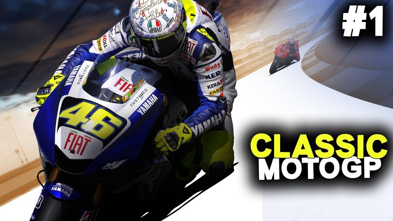 Motogp 08 Career Mode Part 1 It S A Classic Youtube