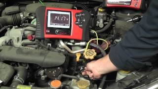 How to test Intake Valve Control Solenoids (codes P0028, P0082) - Subaru