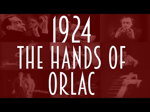 1924: What do possessed hand movies tell us about fear?