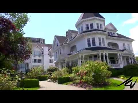 Huntingdon Manor and The Gatsby Mansion -  Victoria BC  - YouTube