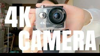 (紹介) お買い得!4Kアクションカメラ!