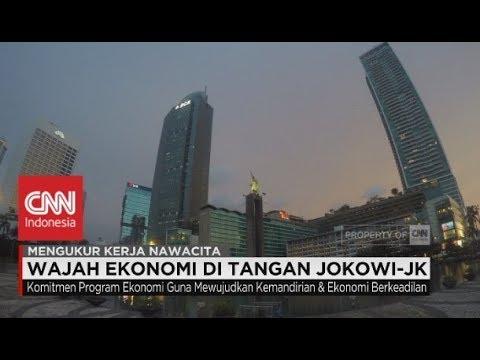 Wajah Ekonomi di Tangan Jokowi-JK
