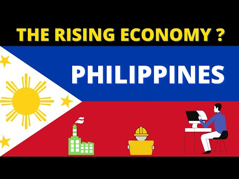 The Rising Economy Of Philippines