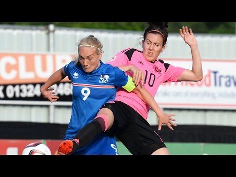 HIGHLIGHTS | Scotland 0-4 Iceland