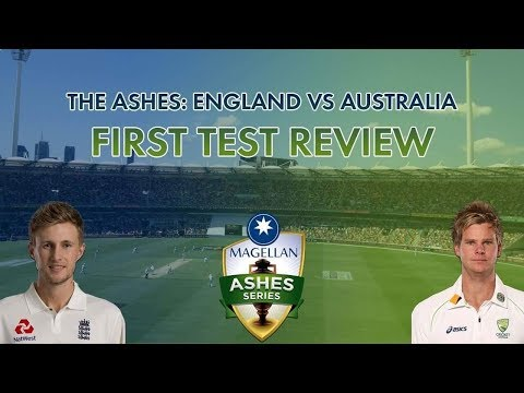 Ashes 2017-18 Series | 1st Test Review | Live Stream Discussion | ft TIJ | Have Your Say!