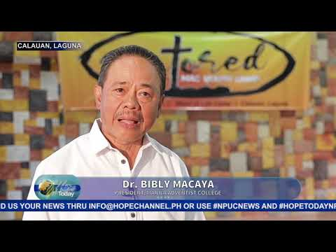 MANILA ADVENTIST COLLEGE NAGDAOS NG SOCIO SPIRITUAL CAMP SA CALUAN, LAGUNA