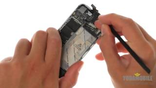 Замена шлейфа порта зарядки iPhone 4S(Запчасти и Инструмент для ремонта iPhone 4S: http://www.yodamobile.ru/index.php?route=product/category&path=72 Инструкция замене шлейфа порта..., 2012-11-01T12:28:58.000Z)